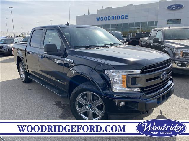 2018 Ford F-150 XLT (Stk: L-990A) in Calgary - Image 1 of 21