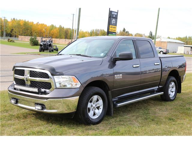2016 RAM 1500 SLT (Stk: LT014A) in Rocky Mountain House - Image 1 of 27