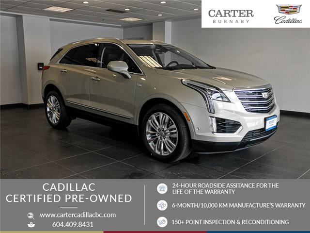 2017 Cadillac XT5 Premium Luxury (Stk: C7-77191) in Burnaby - Image 1 of 25