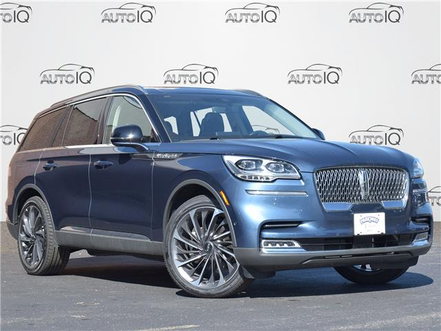 2020 Lincoln Aviator Reserve (Stk: AB006) in Waterloo - Image 1 of 17