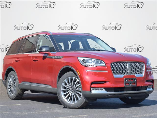 2020 Lincoln Aviator Reserve (Stk: AB852) in Waterloo - Image 1 of 17