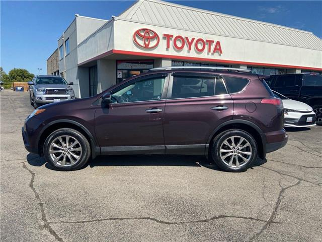 2016 Toyota RAV4  (Stk: 2009881) in Cambridge - Image 1 of 13