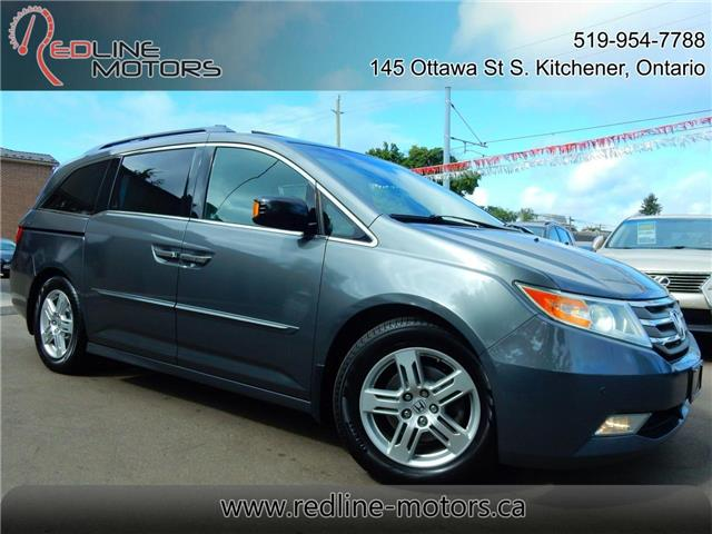2011 Honda Odyssey Touring (Stk: 5FNRL5) in Kitchener - Image 1 of 1