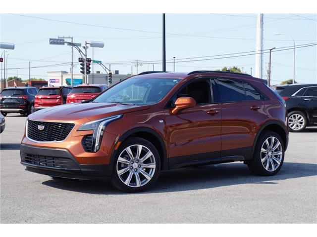 2020 Cadillac XT4 Sport (Stk: L0619) in Trois-Rivières - Image 1 of 23