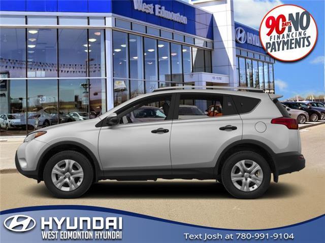 Used 2015 Toyota RAV4   - Edmonton - West Edmonton Hyundai