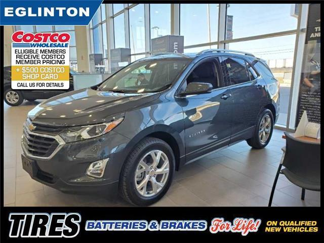 2020 Chevrolet Equinox LT (Stk: L6207007) in Mississauga - Image 1 of 18