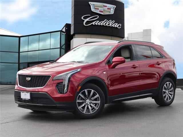 2019 Cadillac XT4 Sport (Stk: 6130Z) in Burlington - Image 1 of 25