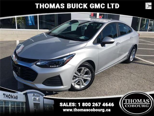 2019 Chevrolet Cruze LT (Stk: UC30436) in Cobourg - Image 1 of 21