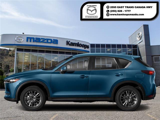2021 Mazda CX-5 GS w/Comfort Package (Stk: YM014) in Kamloops - Image 1 of 1