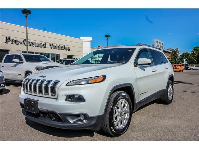 2016 Jeep Cherokee North (Stk: 207141A) in Hamilton - Image 1 of 24