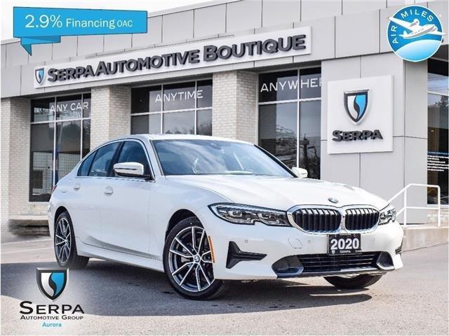 2020 BMW 330i xDrive (Stk: P1431) in Aurora - Image 1 of 19