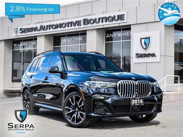 2019 BMW X7 xDrive40i (Stk: CP012) in Aurora - Image 1 of 30