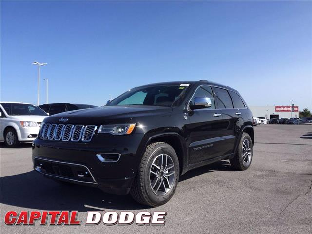 2020 Jeep Grand Cherokee Overland (Stk: L00645) in Kanata - Image 1 of 25