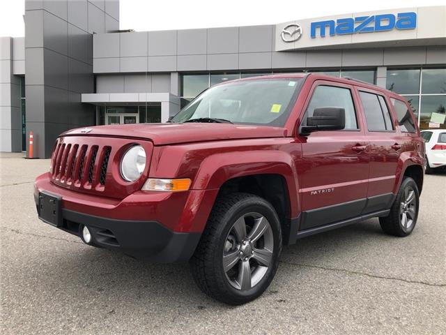 2015 Jeep Patriot Sport/North (Stk: P4332J) in Surrey - Image 1 of 15