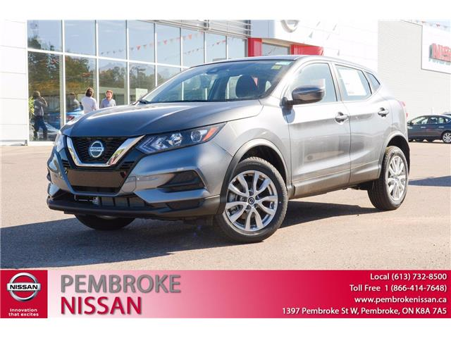 2020 Nissan Qashqai S (Stk: 20185) in Pembroke - Image 1 of 26