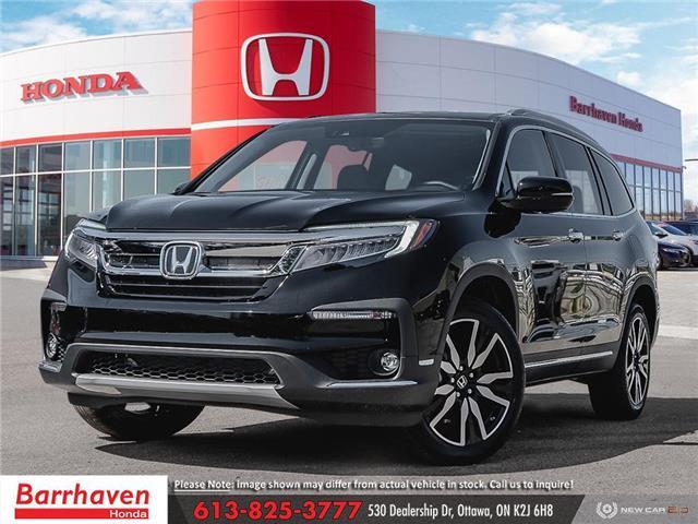 2021 Honda Pilot Touring 8P (Stk: 3253) in Ottawa - Image 1 of 18