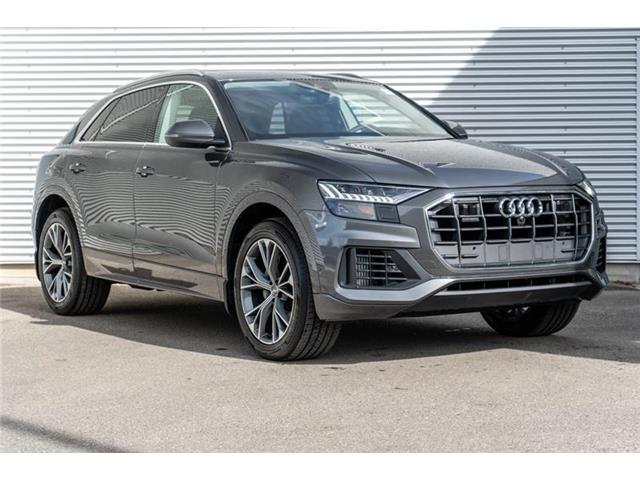 2020 Audi Q8 55 Technik (Stk: N5681) in Calgary - Image 1 of 19