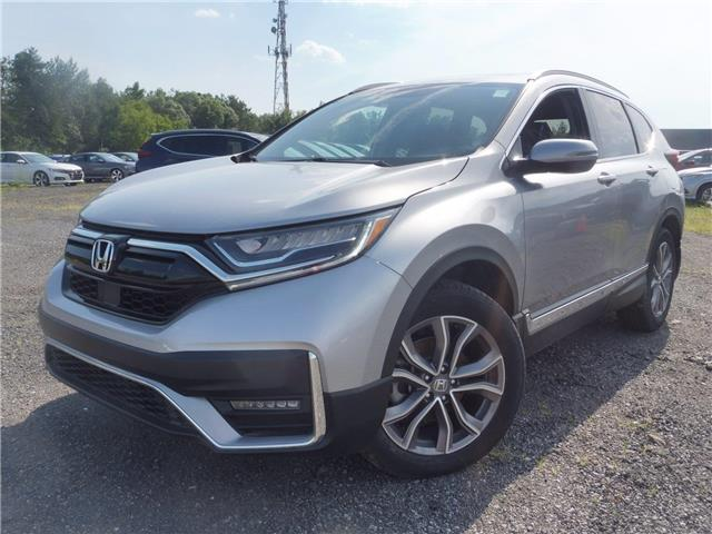 2020 Honda CR-V Touring (Stk: 20-0655) in Ottawa - Image 1 of 25