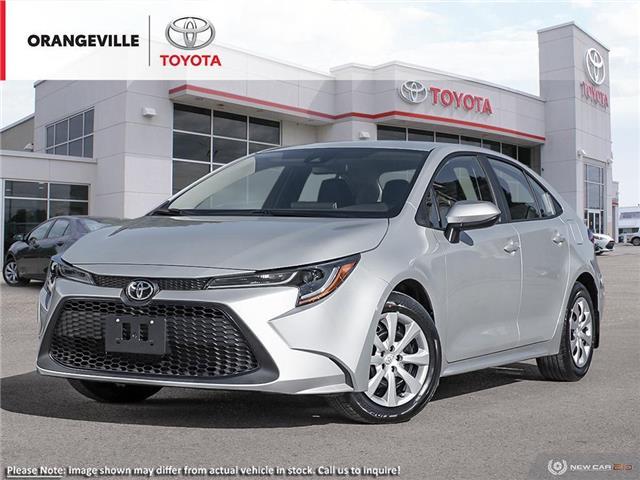 2021 Toyota Corolla LE (Stk: 21021) in Orangeville - Image 1 of 21