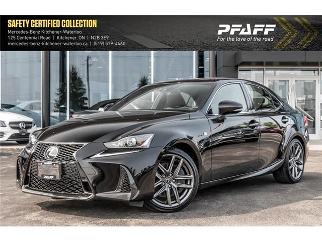 2018 Lexus IS 300 Base (Stk: 39882A1) in Kitchener - Image 1 of 22