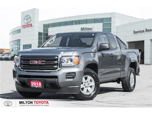2018 GMC Canyon Base (Stk: 253733) in Milton - Image 1 of 20