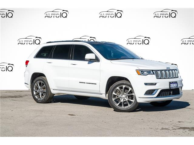 2020 Jeep Grand Cherokee Summit (Stk: 33669D) in Barrie - Image 1 of 30