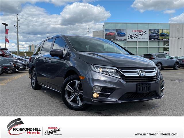 2019 Honda Odyssey EX-L (Stk: 202693P) in Richmond Hill - Image 1 of 26