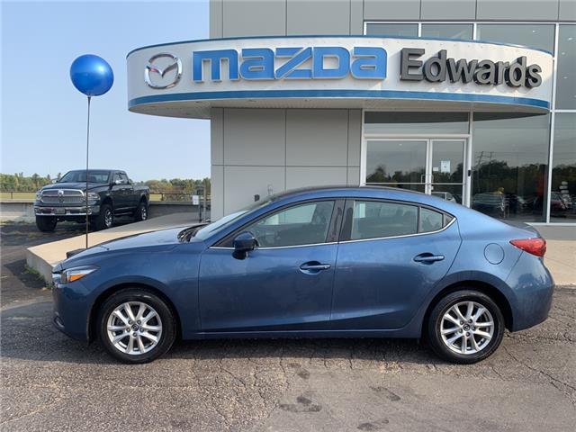 2017 Mazda Mazda3 GS (Stk: 22422) in Pembroke - Image 1 of 11