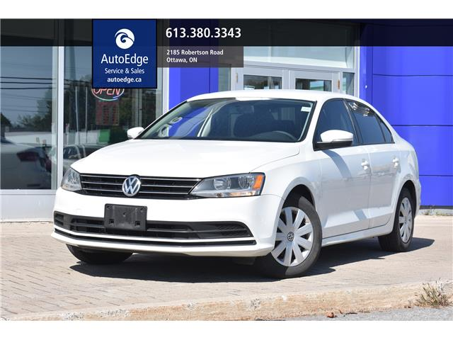 2016 Volkswagen Jetta 1.4 TSI Trendline+ (Stk: A0341) in Ottawa - Image 1 of 25