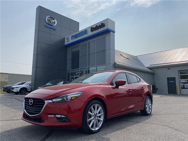 2017 Mazda Mazda3 GT JM1BN1W30H1137446 UC5860 in Woodstock