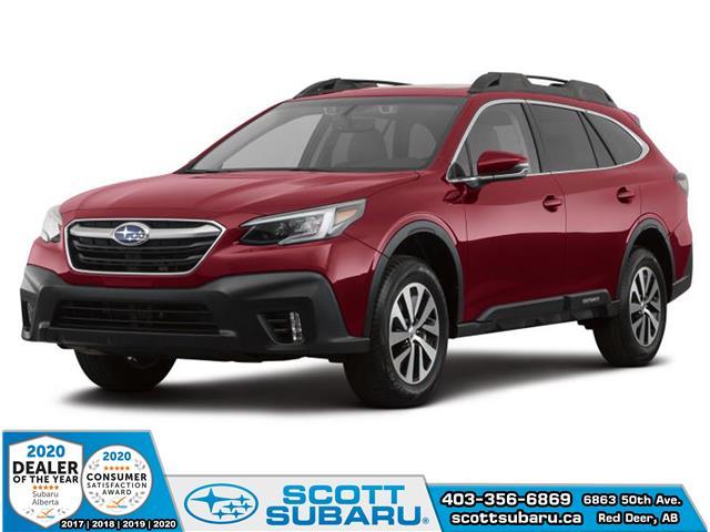 2020 Subaru Outback Touring (Stk: 255346) in Red Deer - Image 1 of 10