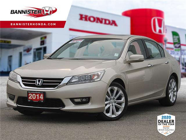 2014 Honda Accord Touring V6 (Stk: 20-157A) in Vernon - Image 1 of 13