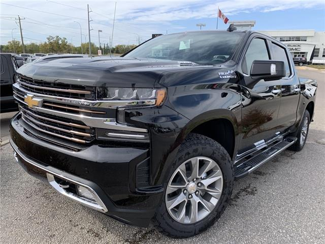 2020 Chevrolet Silverado 1500 High Country (Stk: LZ357992) in Calgary - Image 1 of 30