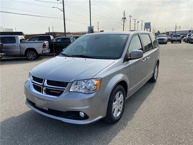 2020 Dodge Grand Caravan Crew (Stk: N04716) in Chatham - Image 1 of 16