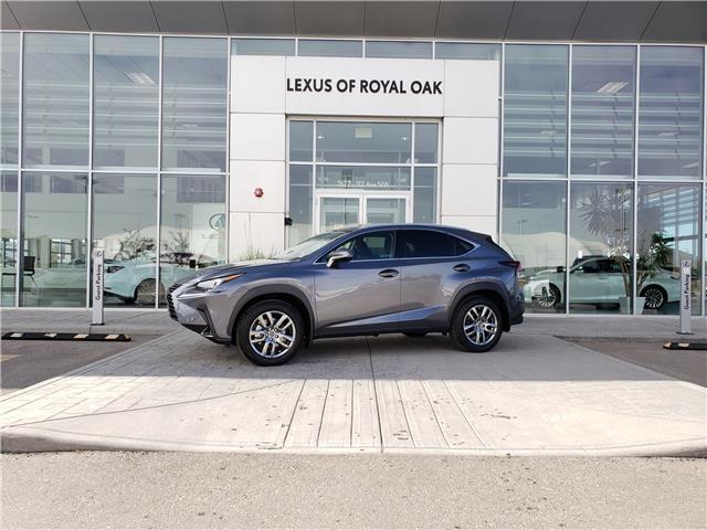 2021 Lexus NX 300 Base (Stk: L21010) in Calgary - Image 1 of 13