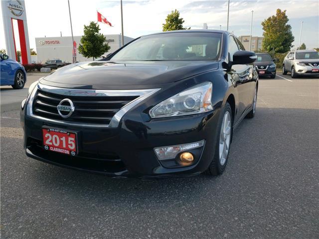 2015 Nissan Altima 2.5 SL 1N4AL3AP1FN315884 LC810479A in Bowmanville