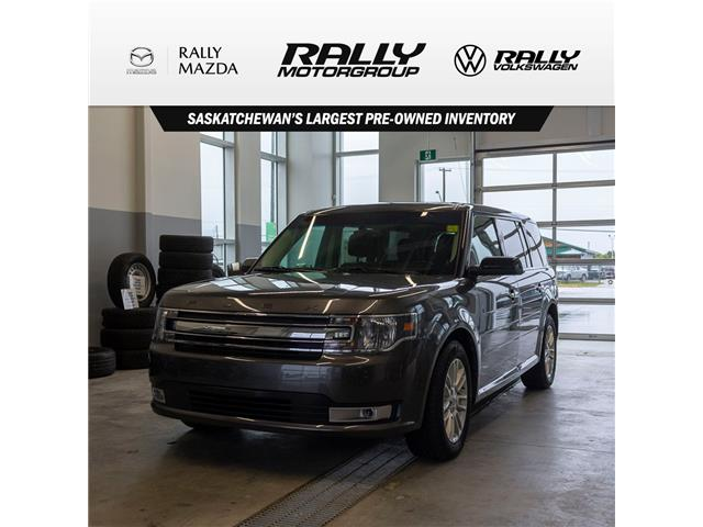 2018 Ford Flex SEL (Stk: V1303) in Prince Albert - Image 1 of 17