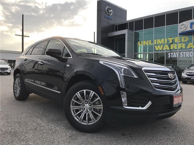 2018 Cadillac XT5 Luxury (Stk: UM2460) in Chatham - Image 1 of 26
