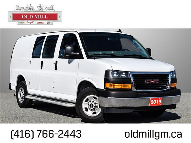 2019 GMC Savana 2500 Work Van (Stk: 291476U) in Toronto - Image 1 of 20