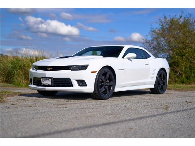 2014 Chevrolet Camaro 2SS (Stk: LA217786A) in Vancouver - Image 1 of 23