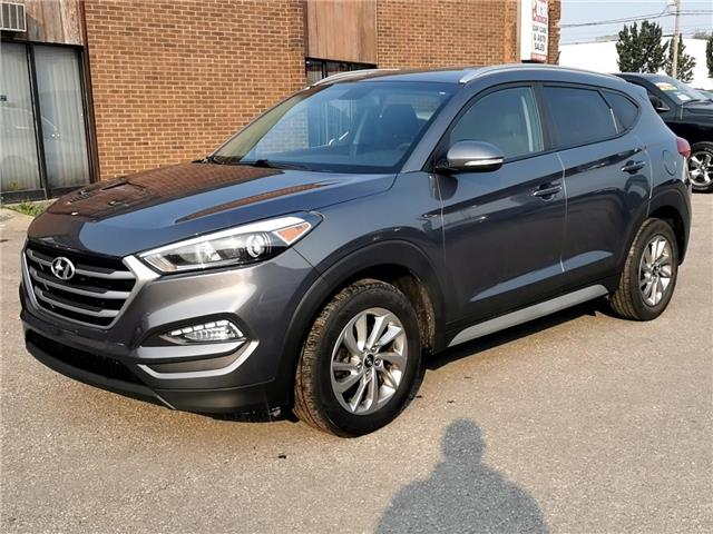 2017 Hyundai Tucson  (Stk: H454245) in Kitchener - Image 1 of 26