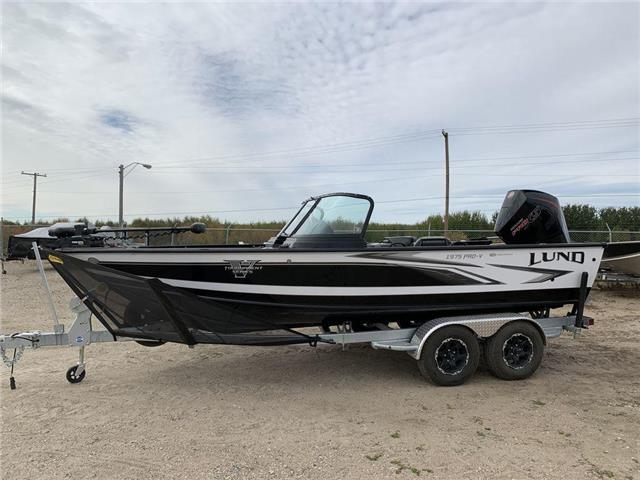 2020 Lund 1875 Pro-V Sport  (Stk: YB20-58) in Nipawin - Image 1 of 30