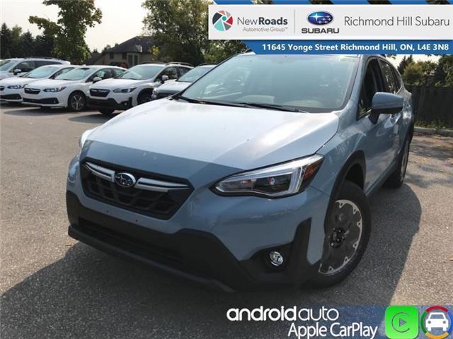 2021 Subaru Crosstrek Sport w/Eyesight (Stk: 35538) in RICHMOND HILL - Image 1 of 22