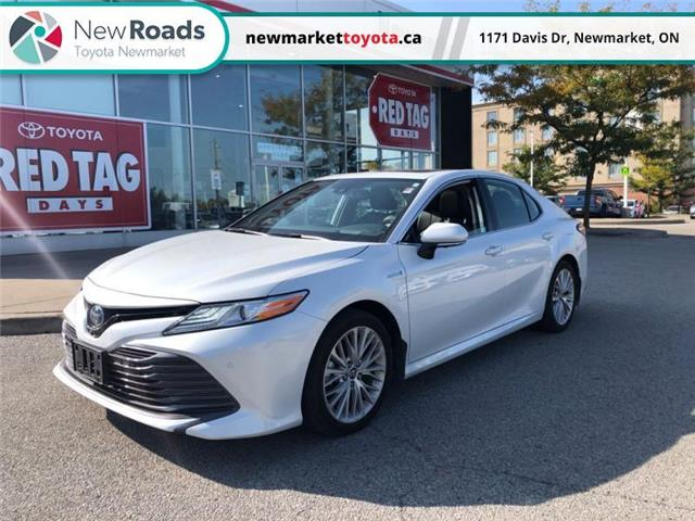 2019 Toyota Camry Hybrid  (Stk: 6144) in Newmarket - Image 1 of 24