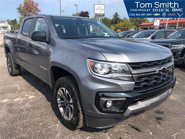 2021 Chevrolet Colorado Z71 (Stk: 210022) in Midland - Image 1 of 9