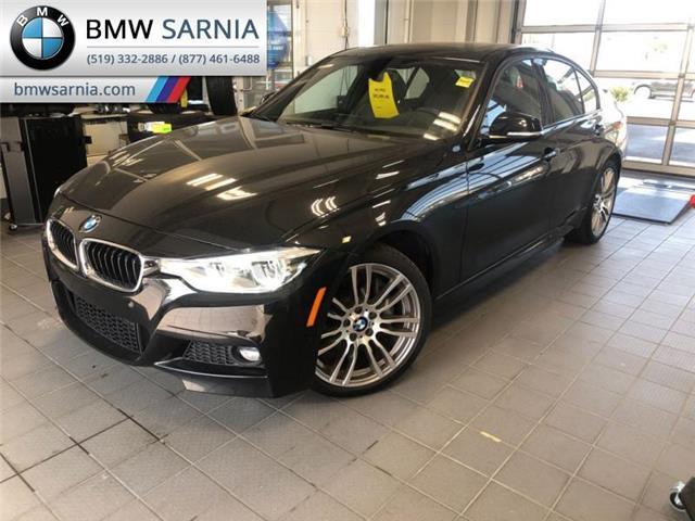 2018 BMW 340i xDrive (Stk: BU756) in Sarnia - Image 1 of 17
