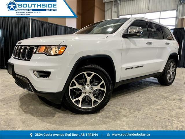2019 Jeep Grand Cherokee Limited (Stk: A14493A) in Red Deer - Image 1 of 16