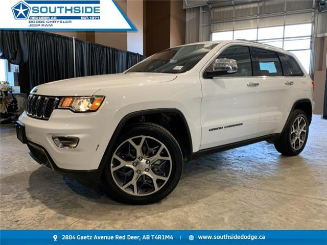 2019 Jeep Grand Cherokee Limited (Stk: A14499A) in Red Deer - Image 1 of 19
