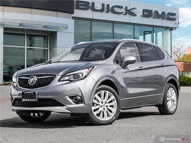 2020 Buick Envision Premium I (Stk: 151859) in London - Image 1 of 27