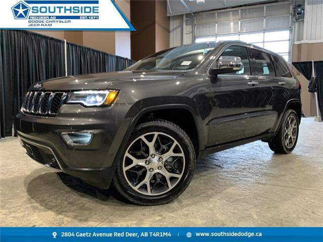 2019 Jeep Grand Cherokee Limited (Stk: A14576A) in Red Deer - Image 1 of 20